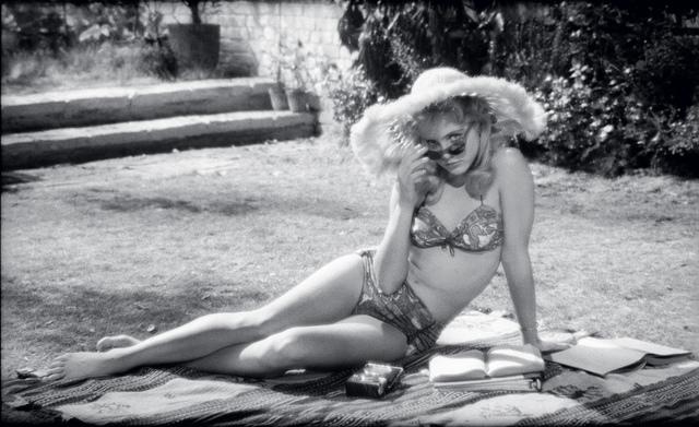 "Stanley Kubrick, 'Lolita, directed by Stanley Kubrick (1960-62; GB/United States). Sue Lyon as Dolores ""Lolita"" Haze.', 1960-1962, Kunstforeningen GL STRAND"