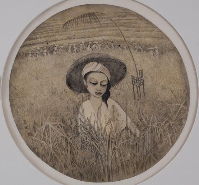 , 'Bali Woman,' , Artcommune Gallery