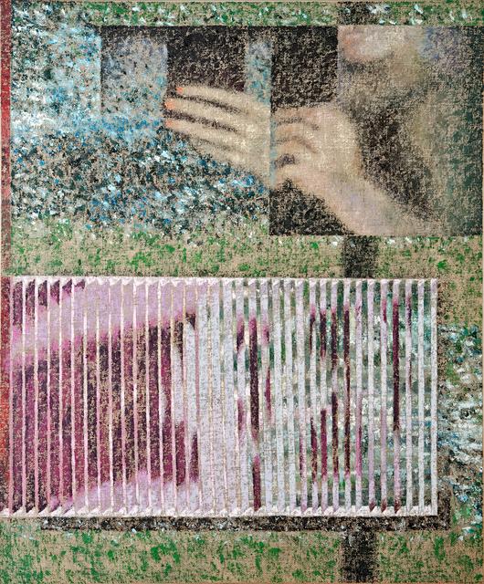 , 'SL//S/ZRKL/ST/90/75/17,' 2017, Allouche Gallery