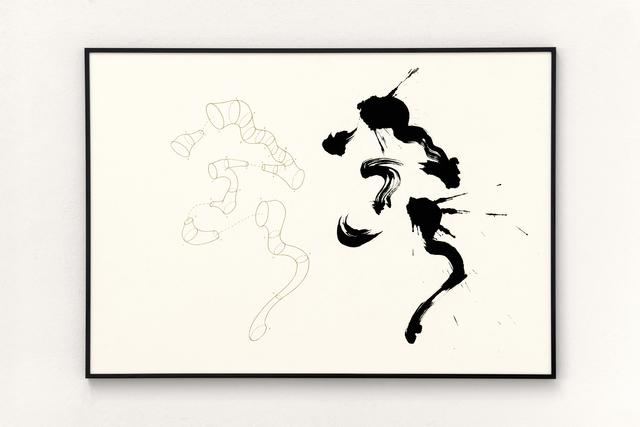 , 'Skelette der Stimmen, Part Ⅲ (pt. 1),' 2018, Micheko Galerie