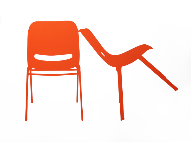 , 'Big Robin Day Chair,' 2018, Jealous Gallery