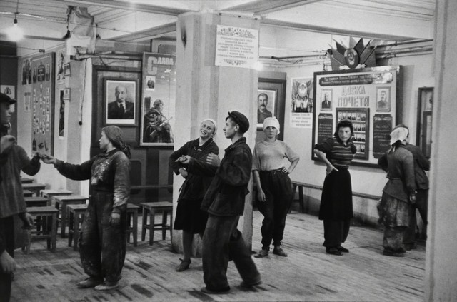 , 'Canteen For Workers Building The Hotel Metropol, Moscow, 1954,' 1954, Huxley-Parlour