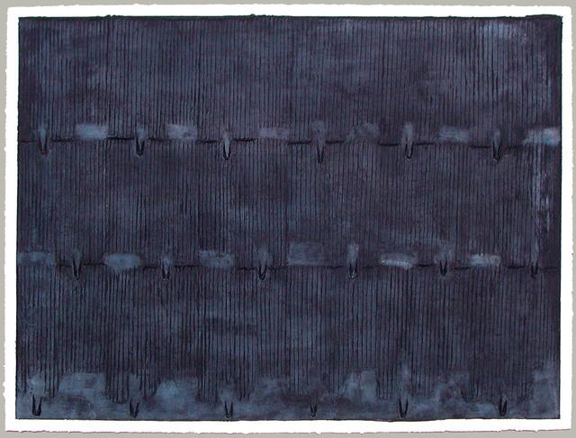 , 'Ecriture Series V #5,' 1994, Galerie Bhak