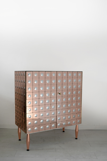 , 'Bolle Cabinet,' 2017, Manfredi Style