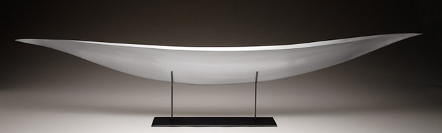 , 'Silver Boat,' 2015, Zenith Gallery