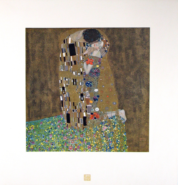, 'The Kiss [Das Werk Gustav Klimts],' 1908-1914, Jason Jacques Gallery