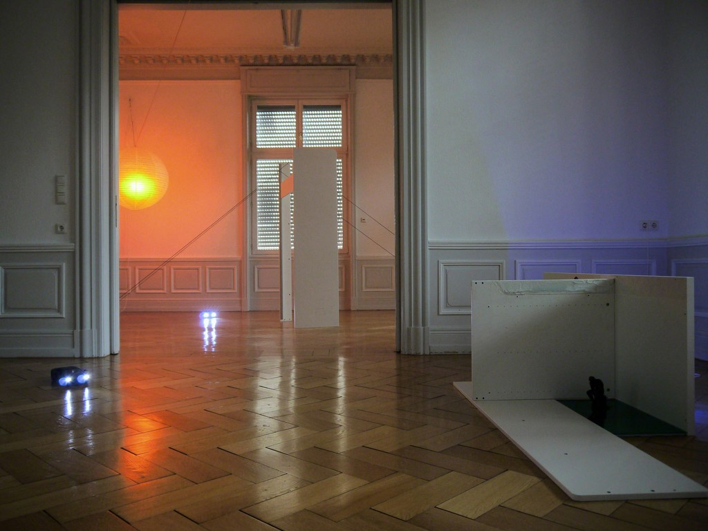 "Benedikte Bjerre "" Pitfalls"" Salon Kennedy, Frankfurt