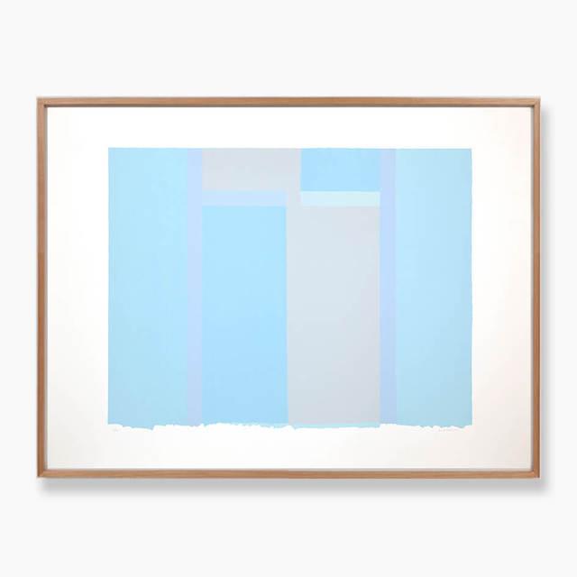 Paulo Pasta, 'Blue', 2009, Print, Serigraphy on Paper, LAART
