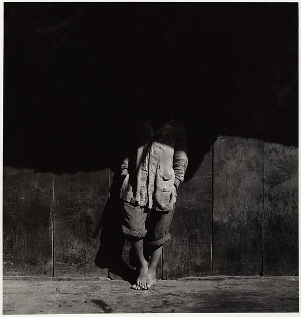 Lucien Hervé, 'Accusateur (Accuser)', 1955/1970s, Contemporary Works/Vintage Works