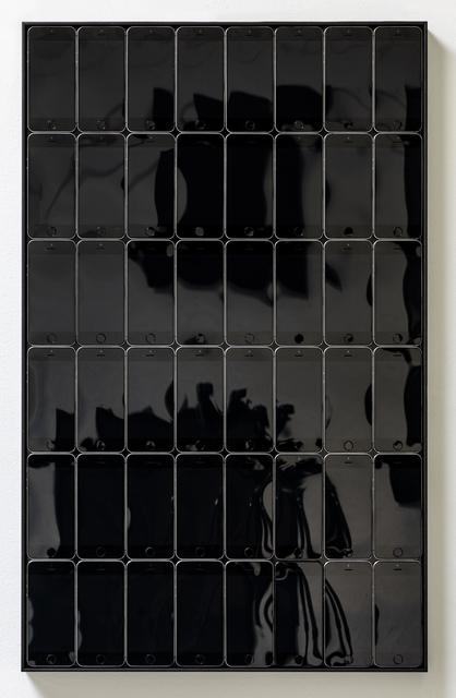 , 'Portrait VII, 48 mobiles,' 2017, Galerie Kornfeld