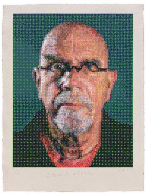 , 'Self Portrait,' 2016, Pace Prints