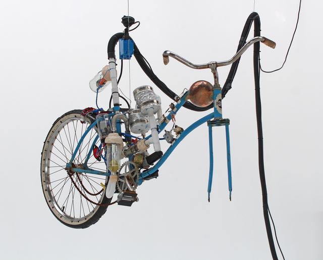 Tim Hawkinson, 'Bosun's Bass', 2015, Hosfelt Gallery