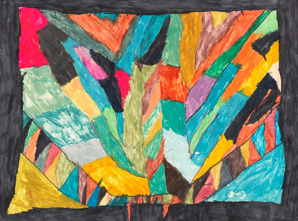 , 'Untitled,' unknown date, Creativity Explored