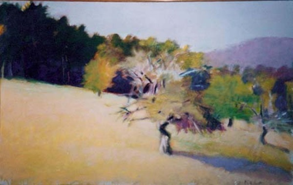 , 'View of Orchard #4-1975,' 1975, David Barnett Gallery