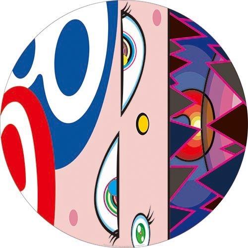 Takashi Murakami, 'WE ARE THE SQUARE JOCULAR CLAN 6', 2018, Dope! Gallery