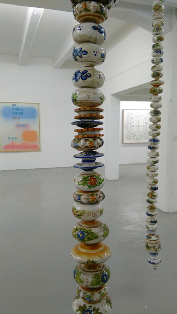 , 'Colonna sonora,' 2015, The Flat - Massimo Carasi