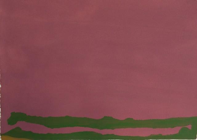 , 'Green Likes Mauve,' 1970, Adamar Fine Arts