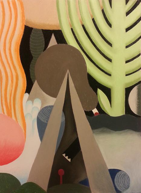 , 'Sin título 3,' 2014, Abate Galería