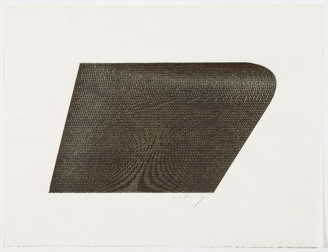 , 'Incremental series,' ca. 1972, The Mayor Gallery