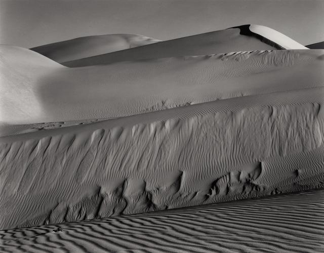Edward Weston, 'Dune (47SO)', 1936, Photography West Gallery