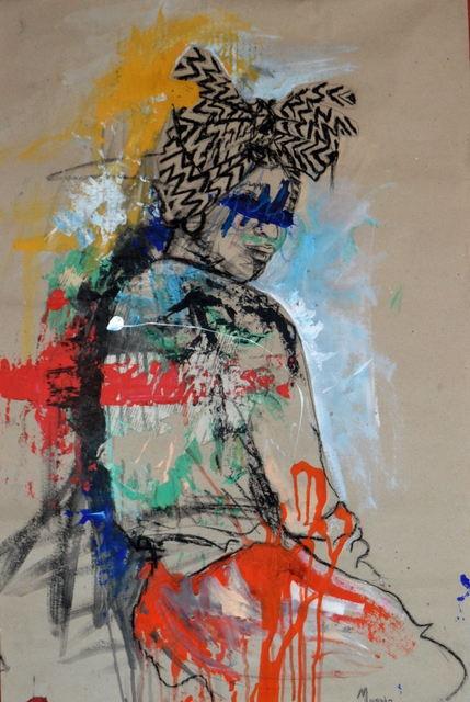 , 'Women's Identity V,' 2016, Art Acacia