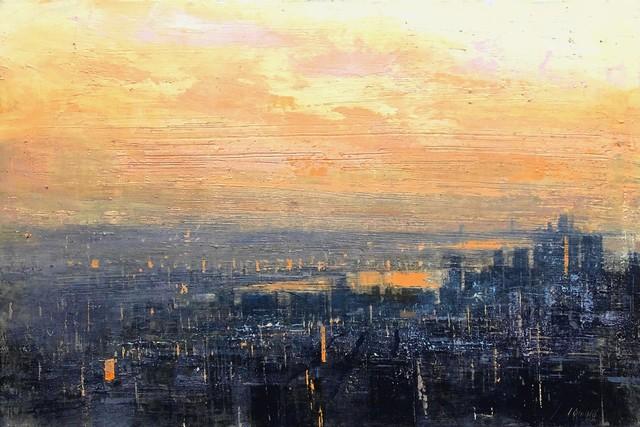 ALEJANDRO QUINCOCES, 'Luces de NY', 2018, Galerie Arcturus