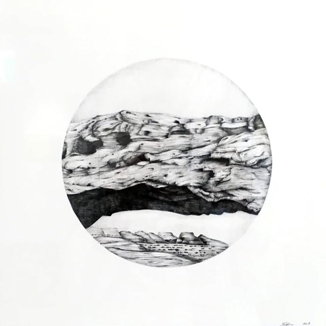 , 'Arch,' 2017, Pentimenti Gallery