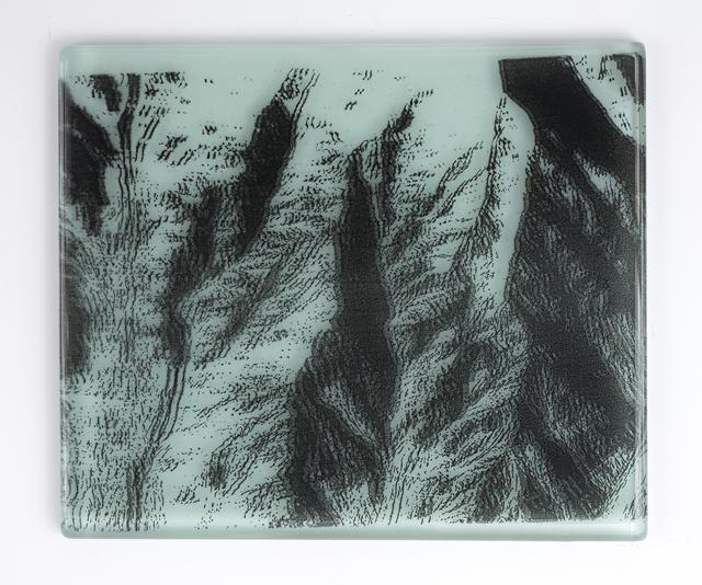, 'Mint Crater,' 2018, Kopeikin Gallery