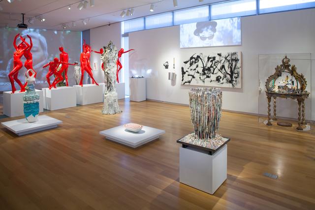 Chen Chen and Kai Williams, 'Moonmilk', 2013, Design/Decorative Art, Cement, wood, steel, polypropylene, Museum of Arts and Design