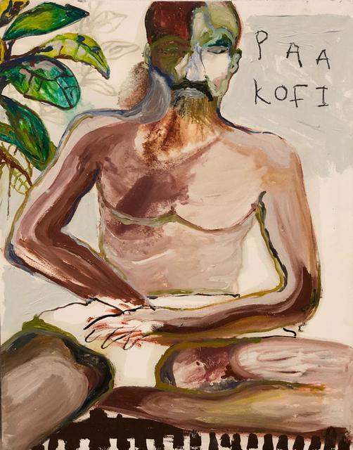 Gideon Appah, 'Paa Kofi', 2019, Gallery 1957
