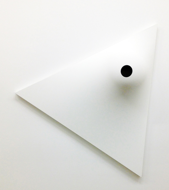 , 'White Ceremony - 60 Degrees,' 1967-2013, Galerie Richard