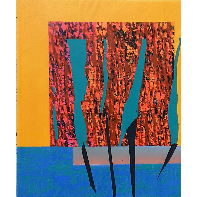 , 'Inside a forest 5,' 2018, Artig Gallery