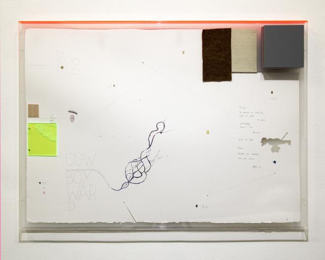 """, '""""Cowladyboy-contraluz"""",' 2015, Referência Galeria de Arte"""