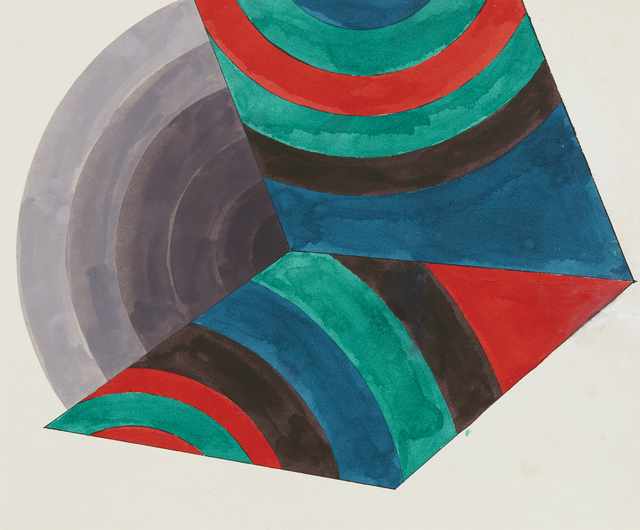 , 'untitled,' ca. 1969, Bowerbank Ninow