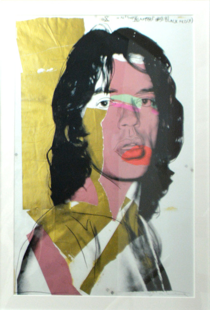 Andy Warhol, 'Mick Jagger 143', 1975, Ethan Cohen New York