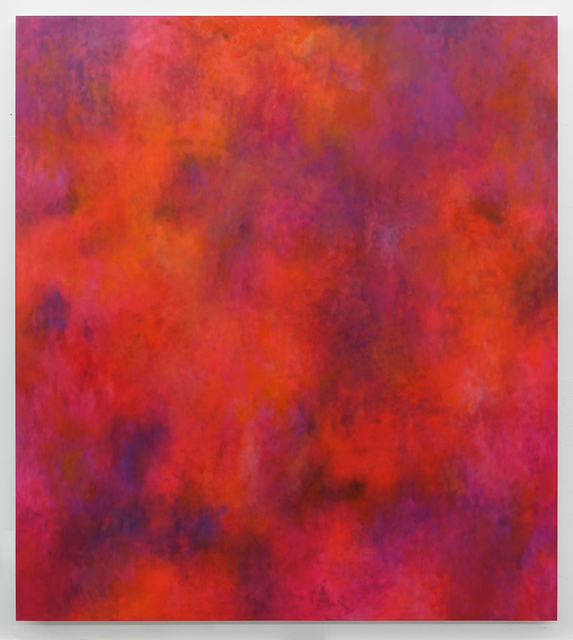, 'Untitled (du soir),' 2017, Ribordy Contemporary