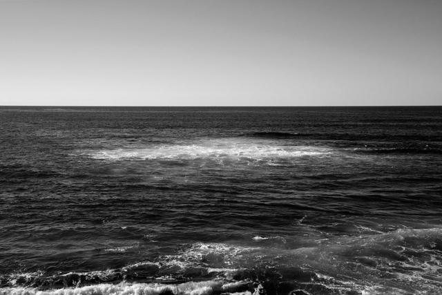 , 'Untitled (Ocean),' 2017, Kopeikin Gallery