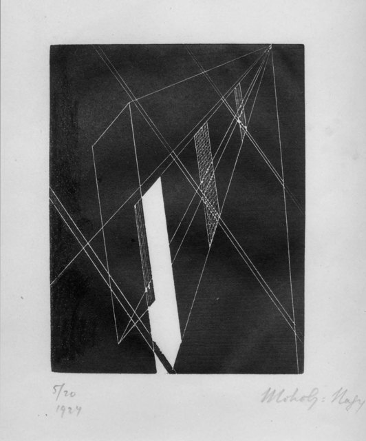 László Moholy-Nagy, 'Untitled (Composition)', 1924, Alice Adam Ltd.