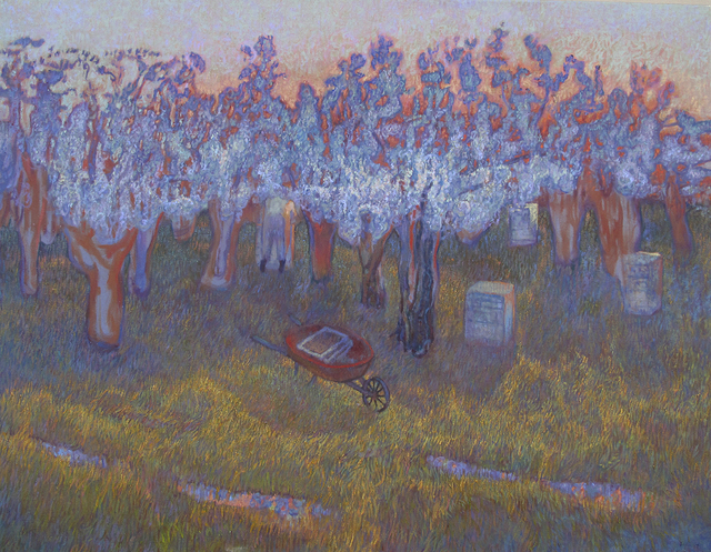 , 'Orchard Bees ,' 2019, Greg Thompson Fine Art