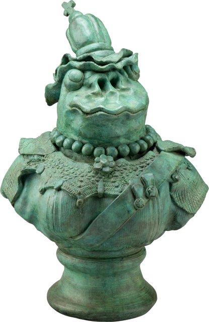 David Gilhooly, 'Frog Queen Victoria', 1989, Heritage Auctions