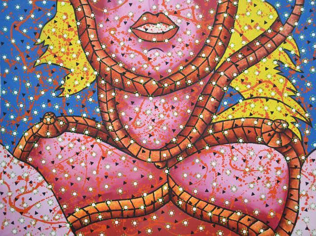 Luis Miguel Valdes, 'A Sun Of Rubies', 2012, La Siempre Habana