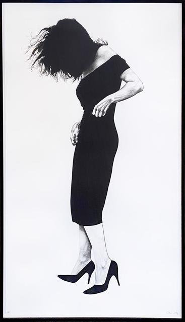 Robert Longo, 'Gretchen', 1984, Hamilton-Selway Fine Art