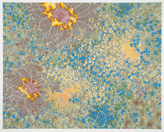 , 'Entropic Formulation,' 2014, Pierogi