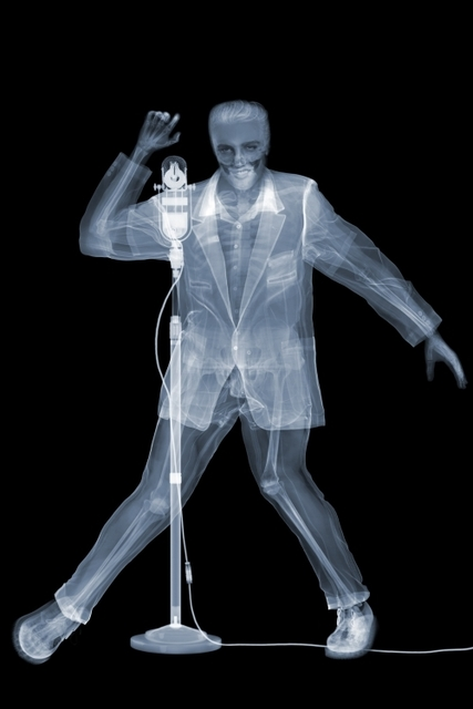 , 'Elvis,' 2015, The La Jolla Gallery