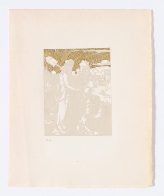 Ann-Marie James, 'Small Passion 10', 2019, Karsten Schubert
