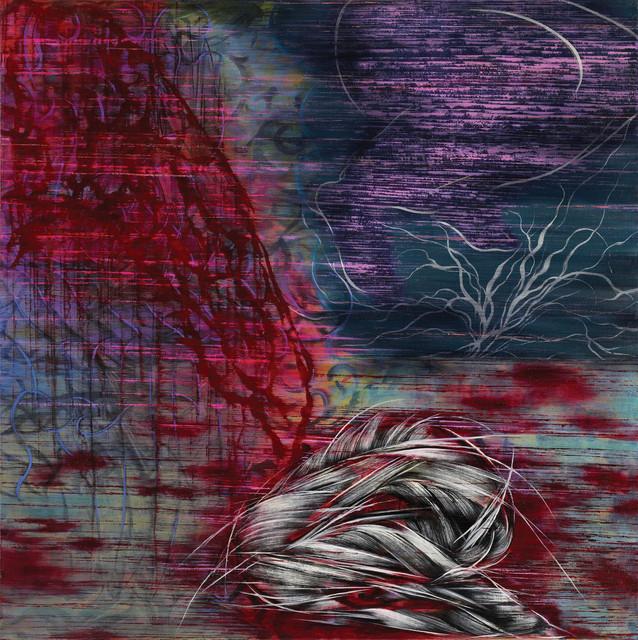 , 'Words in Words,' 2010, Mind Set Art Center