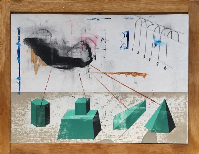 , 'Untitled 10,' 2014, Yiri Arts