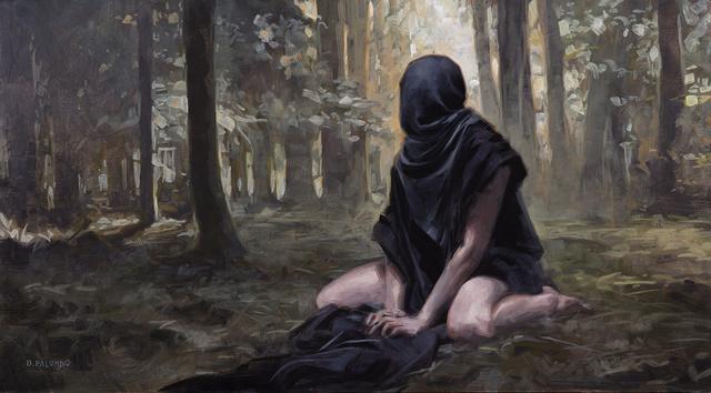 , 'Tether,' 2017, IX Gallery