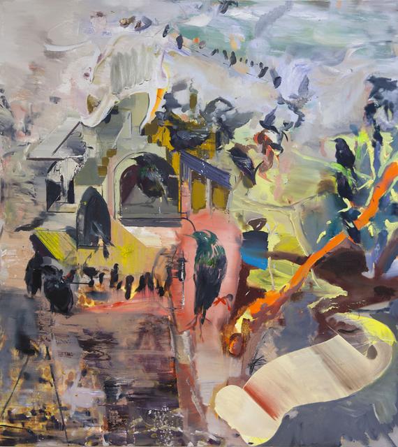 , 'Itinerant,' 2017, Galerie Antoine Ertaskiran