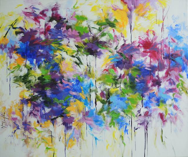 , 'The Era of Flowers,' 2018, Wychwood Art